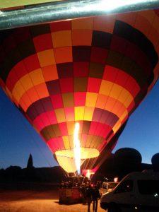 montgolfière que faire de sa vie